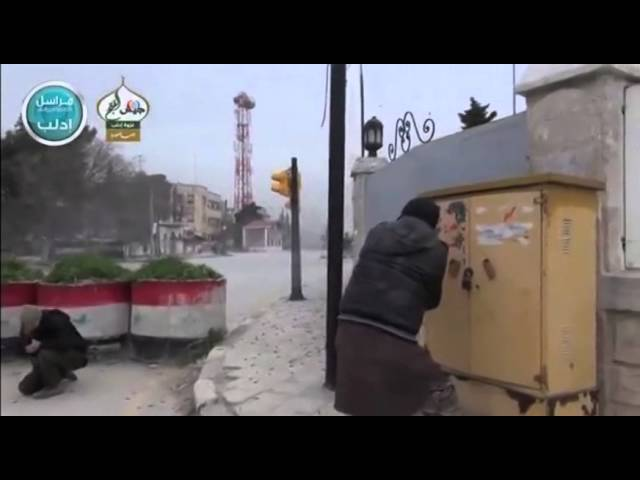 افراطگرايان جبههالنصره «ادلیب» سوریه را با خشونت زياد تصرف کردند