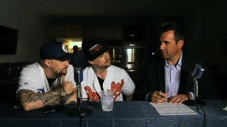EWC: Madden Brothers (Full Interview)
