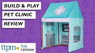Build & Play Pet Clinic Kit from Antsy Pants
