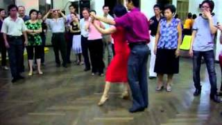 Khiêu vũ Rumba lop 4, bài.2 – Quốc Cường – Trâm Anh