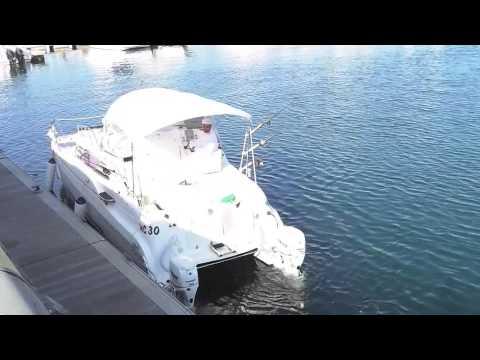 Motor MC30 Catamaran