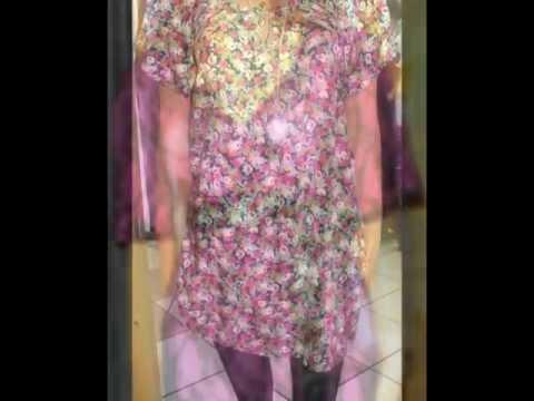 Ropa Para Gorditas - (Moda & Estilo Fershi - Alezza Ross)