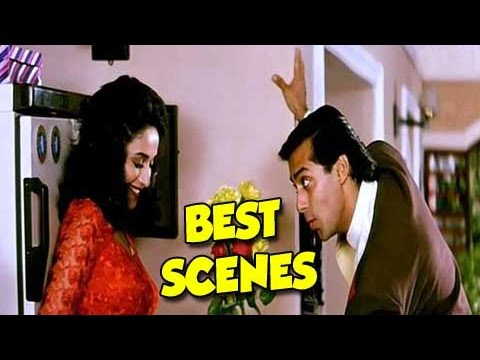20 Best Scenes From Hum Aapke Hain Koun | #20YearsOfHAHK
