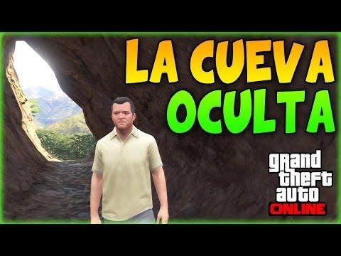 La Cueva Oculta... + Habitación Oculta - GTA 5 Online 1.13 Curiosidades y Misterios GTA 5