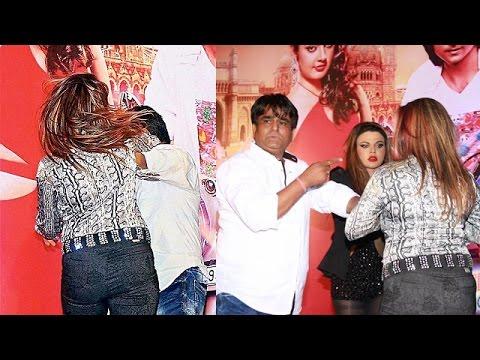 Rakhi Sawant's Friend Slaps Director at Mumbai Can Dance Saala Music Launch