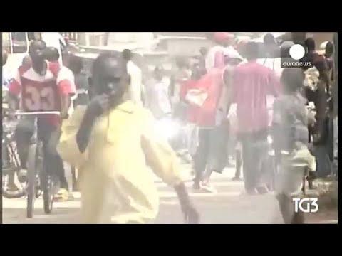 Tres monjas italianas asesinadas en Burundi