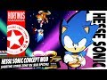 ✪ Hesse Sonic Concept Mod   Sonic Mania (10,000 Sub Special) ✪