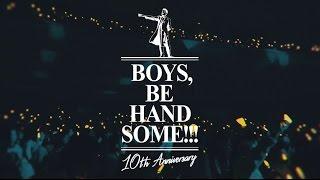 DVD?BOYS, BE HANDSOME!!!?PR SPOT