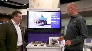 Synopsys Demonstration of Android Neural Network Acceleration with EV6x