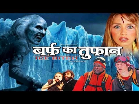 barf Ka Toofan...ice Bitch | Hindi Dubbed  Hollywood Movie video