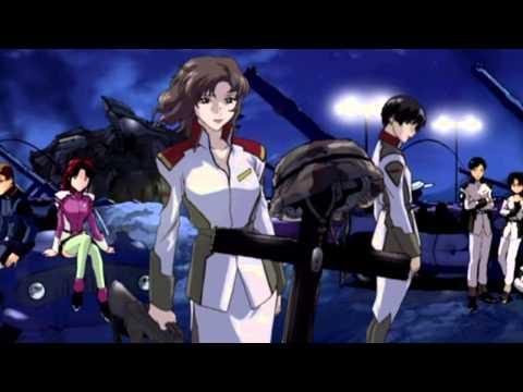Gundam SEED Ending 1 - Full Song   Official Music Video