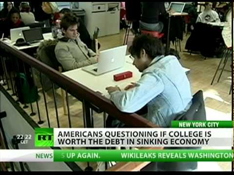 American colleges -- useless?