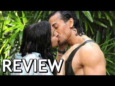 """BAAGHI' Live Movie Review | Tiger Shroff & Shraddha Kapoor | SpotboyE"
