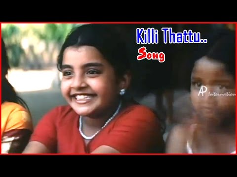 Adhu Oru Kana Kaalam Tamil Movie - Killi Thattu Song Video | Dhanush | Priyamani | Ilayaraja video