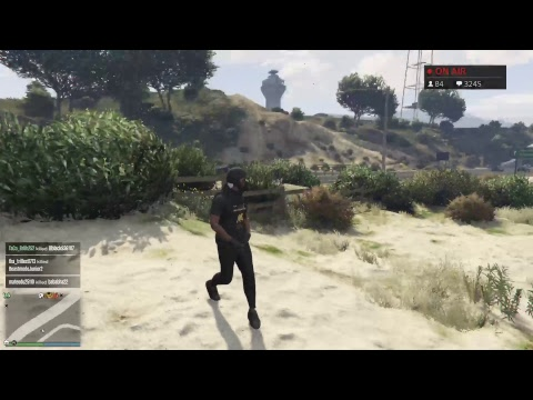 HOW TO PLAY GTA 5 AS A LOW LEVEL | GTAV Online Gameplay (PS4 PRO)