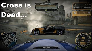 Cross is Dead: Revenge For All Players - NFS MW