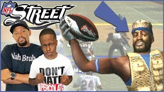 Odell Beckham Jr GOES OFF In NFL Street 19 (updated rosters)