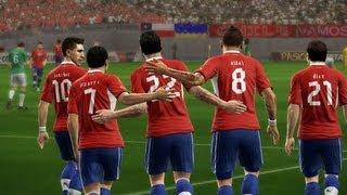 PES 2013 | Chile - Bolivia [HD]