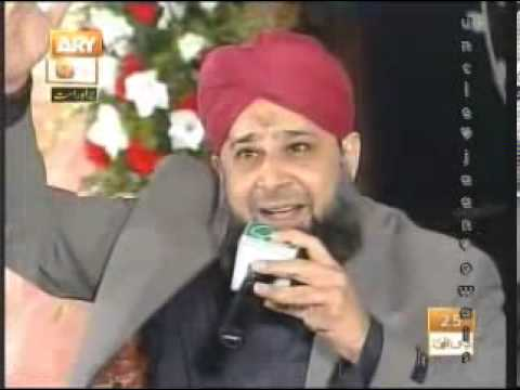 New Complete  Kalam Of Owais Raza Qadri  Huzoor Jante Hain  At Eidgah Sharif 10 11 2012 video