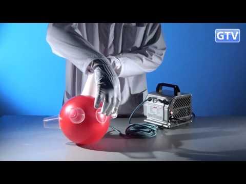 Воздушный шарик и прилипчивые стаканы - опыты