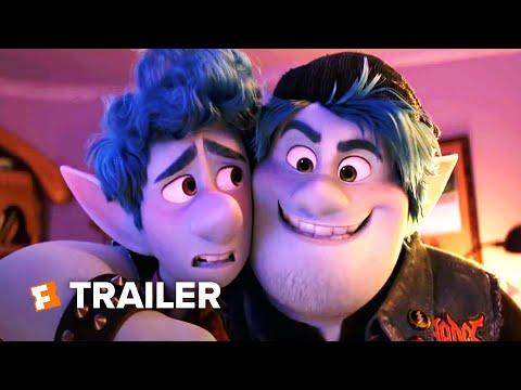 Onward Trailer #2 (2020) | Movieclips Trailers