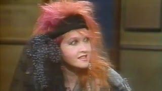 Watch Cyndi Lauper Late video