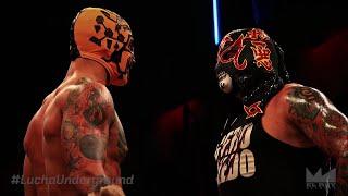 Lucha Underground 2/17/16: Prince Puma vs Pentagon Jr. - FULL MATCH