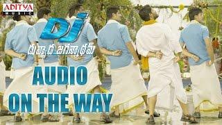 DJ - Duvvada Jagannadham Audio Coming Soon  DJ Songs  Allu Arjun, Pooja Hegde   Harish Shankar   DSP
