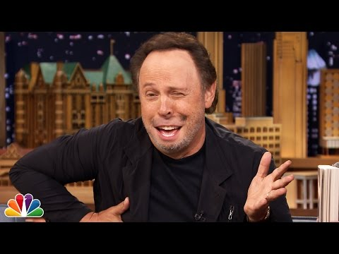 Billy Crystal Returns for Lip Flip