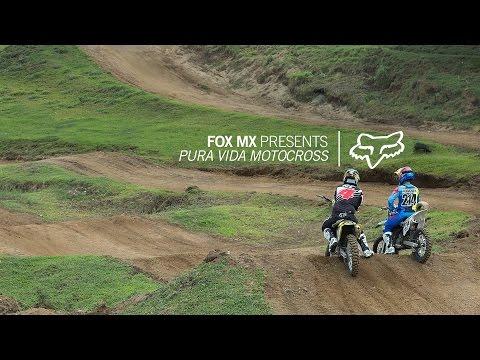 Fox Mx Presents | Pura Vida Motocross video