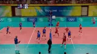 VOLLEYBALL WOMEN (RUS VS. ITA)