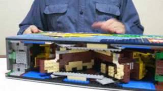 Thumb Templo de LEGO que además se convierte en caja ilustrada