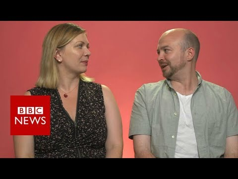'We're in love but never have sex' - BBC News thumbnail