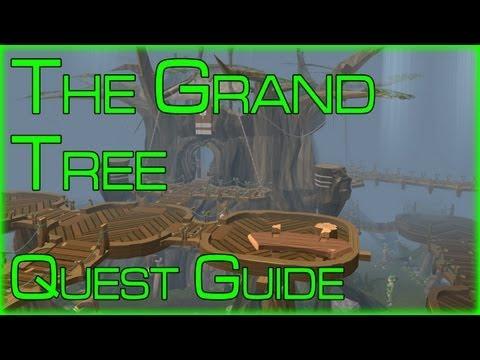 RuneScape – The Grand Tree – Quest Guide