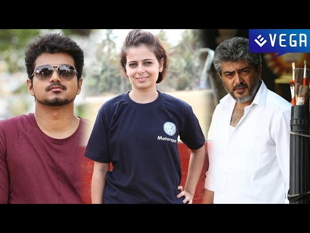 Alisha Abdullah Triggers Ajith-Vijay War   Latest Tamil Film News