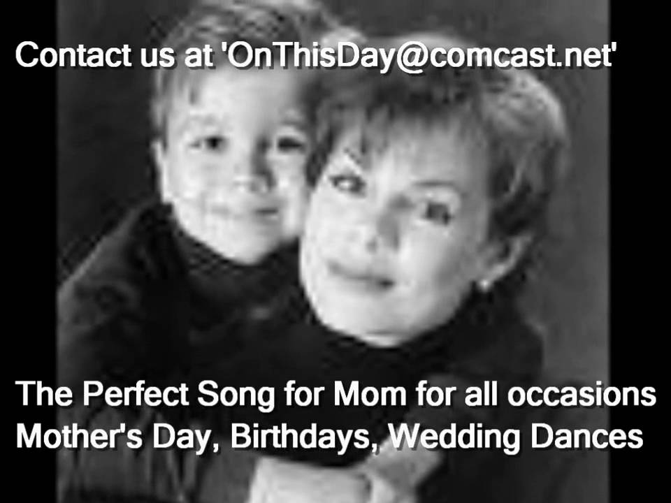 Every Day Is Mother's Day When You Give Mom This Song- 'A