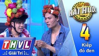 THVL | Cặp Đôi Hài Hước Mùa 2 - Tập 4[5]: Mãi Là Anh Em - Võ Tấn Phát, Akira Phan