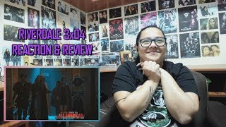 "Riverdale 3x04 REACTION & REVIEW ""Chapter Thirty-Nine: The Midnight Club"" S03E04 