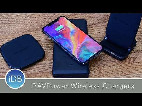 Review: RAVPower Updates Wireless Chargers with New Stand & Battery