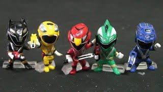 Power Rangers RPM Toys 파워레인저 엔진포스 장난감