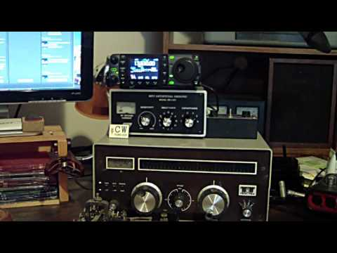 Test Video of Concept: 2011-08-25 0700UTC Radio Australia SWL 13.630 MHz