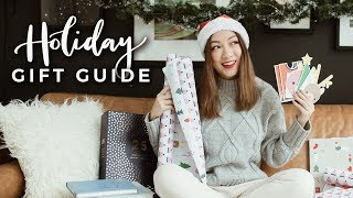 HOLIDAY GIFT GUIDE! Gift Ideas for Stationery Lovers!