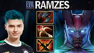 EG.RAMZES TERRORBLADE WITH 900 GPM - DOTA 2 7.26 GAMEPLAY