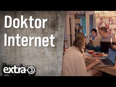 extra 3 Familie: Doktor Internet | extra 3 | NDR