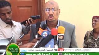 HARGEYSA: SAFIIRKA DAWLADA INGIRIISKA U FADHIYA DALKA ETHIOPIA  AYAA KULAMO LA XIDHIIDHA  27 05 2015