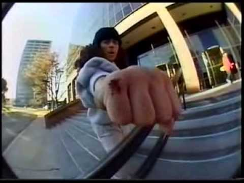 Phil Hammerton - Goggle Skateboard Part