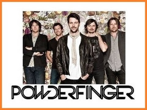 Powderfinger - Ironical