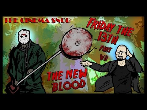 The Cinema Snob: FRIDAY THE 13TH, PART VII: THE NEW BLOOD