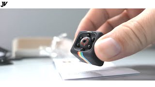 Mini Spy Camera - Motion Detection & Night Vision - Video Test