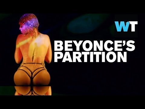Beyonce's Partition - New Sexy Video | What's Trending Now video